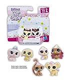 Hasbro- Littlest pet shop colección especial, Multicolor (Habro 399E) , color/modelo surtido