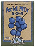 Down to Earth All Natural Acid Mix Fertilizer 4-3-6, 5 lb