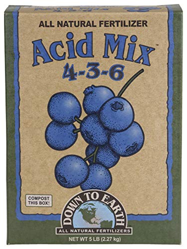 Down to Earth All Natural Acid M...
