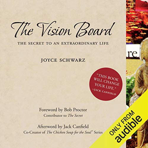 The Vision Board audiobook cover art