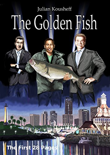 The Golden Fish: First 28 Pages (English Edition)