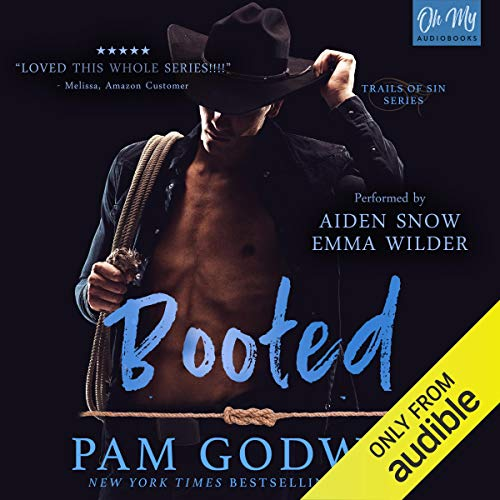 Booted Audiobook By Pam Godwin cover art