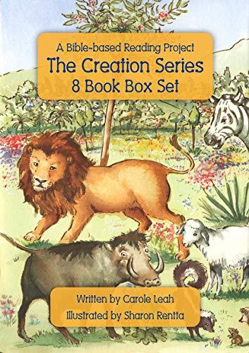 Creation Series: The Creation Series 8 Book box set