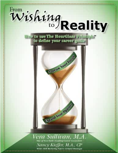 From Wishing to Reality: How to Use The HourGlass Principle to Define Your Career Goals (English Edition)