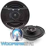 Pioneer TS-A1676S 6.5' 320W 3-Way Coaxial Speakers System