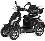 VELECO 4 Wheeled Electric Mobility Scooter 1000W Faster