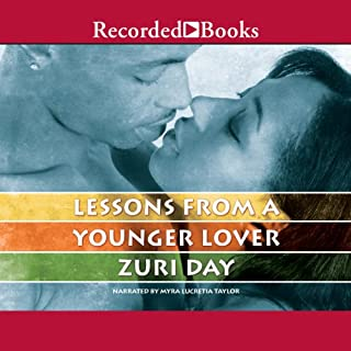 Lessons From a Younger Lover audiobook cover art