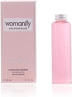 Womanity Eau Pour Elles Eau De Toilette Refill Bottle 80ml/2.7oz