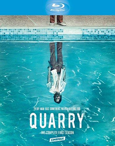 Quarry - Season 1 [Edizione: Regno Unito] [Blu-ray] [Import italien]