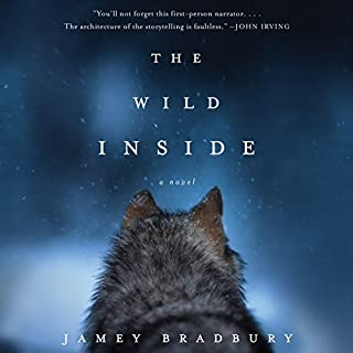 The Wild Inside audiobook cover art