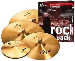 Zildjian Rock A Cymbal Set
