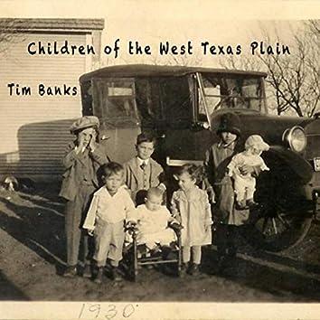 Children of the West Texas Plain