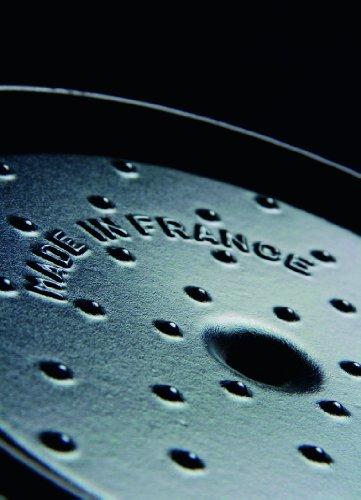 staubストウブ「ココットオーバルグレー23cm」両手ホーロー鍋IH対応【日本正規販売品】LaCocotteOval40500-236
