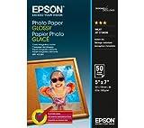 Epson C13S042545 Glossy Photo Paper 13 x 18 cm 50 13 x 18 cm de Fotos Papel