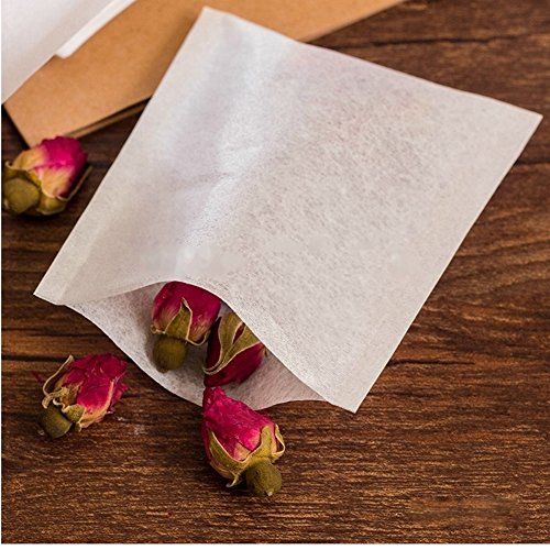4x5 Large Sealable Tea Bags (50)