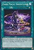 Yugioh 1st Ed Dark Magic Inheritance LEDD-ENA19 Common 1st Edition Legendary Dragon Decks