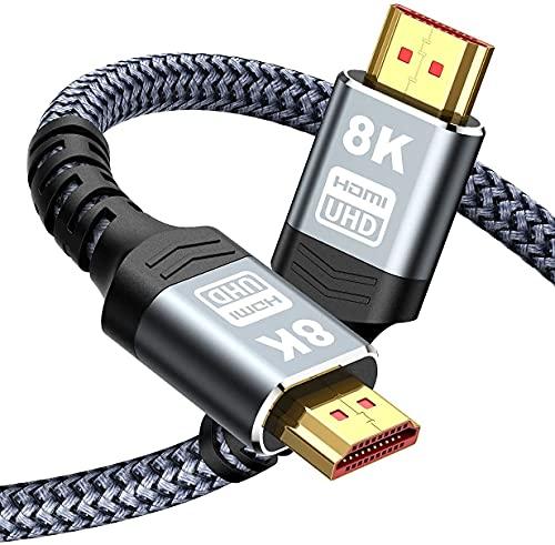 HDMI 2.1 Kabel 5meter 8K, Snowkids...