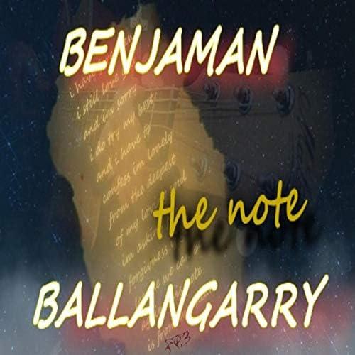 Benjaman Ballangarry