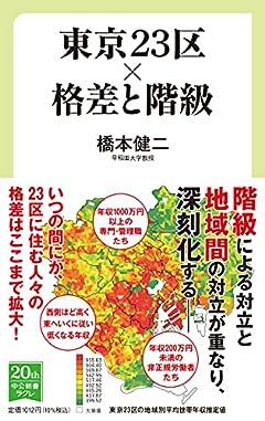東京23区×格差と階級 (中公新書ラクレ 741)
