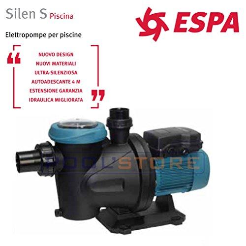 Silen S Espa–Bomba para piscina Potencia–150T–1,1kW