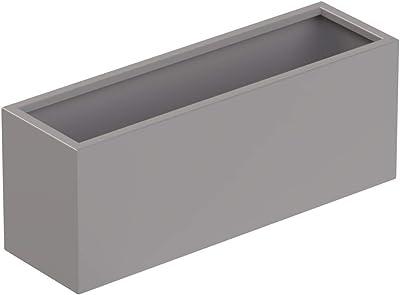 ASA 4613005/Vase C/éramique 30.0/x 12.0/x 12,0/cm Blanc