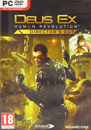 [UK-Import]Deus Ex Human Revolution Directors Cut Game PC