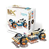 Lux Blox Freestyle Set - 166 Pieces - Build Anything You Dream of