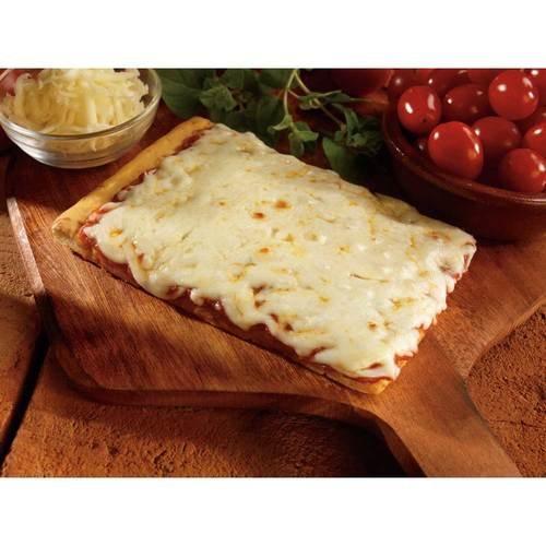 Conagra The Max Mozzarella Cheese Pizza - 4 x 6 inch, 4.65 Ounce each -- 96 per case.