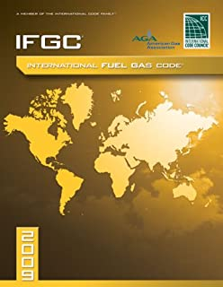 2009 International Fuel Gas Code: Softcover Version (International Code Council Series)