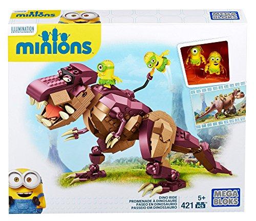 Minions: Dinosaurio 421 piezas multicolor