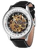 Reloj con la Maquinaria Visible - KS KS110