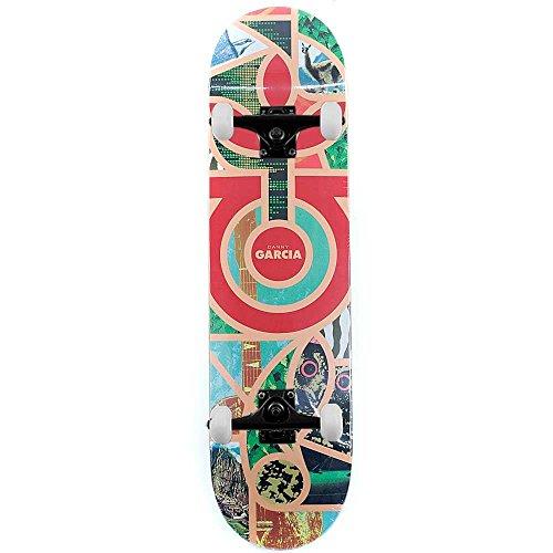 Habitat Skateboards Garcia melange complete skateboard 20,3cm