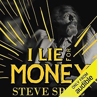 I Lie for Money audiobook cover art