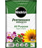 MIRACLE GRO Performance Organics All Purpose Compost 40L (Bee, Child & Pet Friendly)