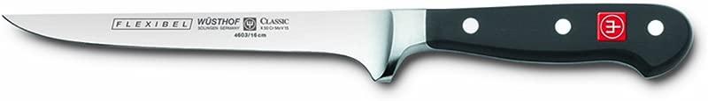 Wusthof Classic Flexible Boning Knife 6 Inch