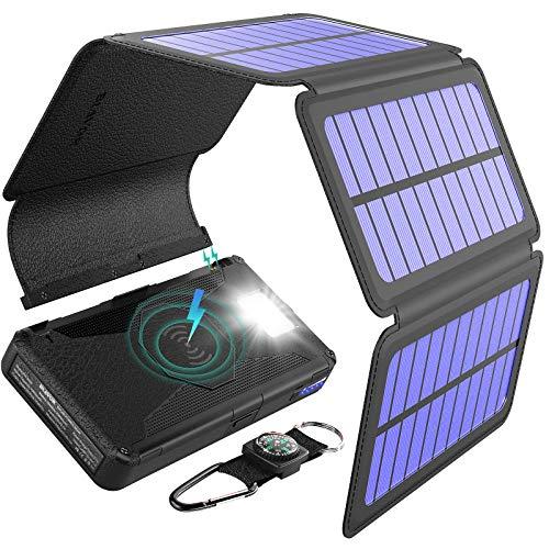 mochila con panel solar fabricante BLAVOR