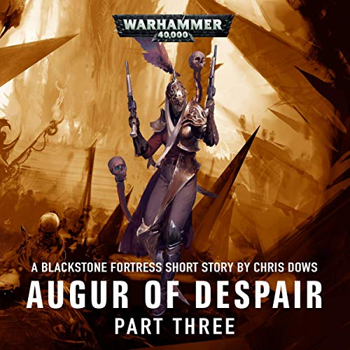 Augur of Despair Part 3 cover art