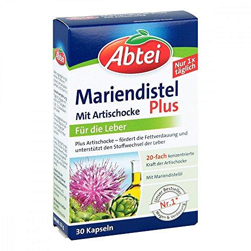 Abtei Mariendistel Plus, 30 St. Kapseln
