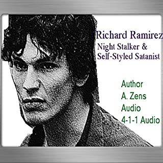 Richard Ramirez: Nighttime Stalker and Self-Styled Satanist cover art