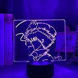 Danganronpa V3 Killing Harmony LED Night Light Game Lamp Korekiyo Shinguji for Bedroom Decor Kids Gift Corekiyo Shinguji Light For Boyfriend and girlfriend