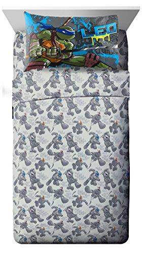 ninja turtle blanket queen - 2