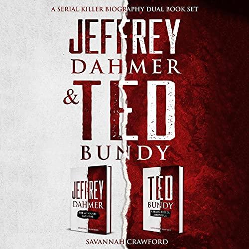 A Serial Killer Biography Dual Book Set cover art