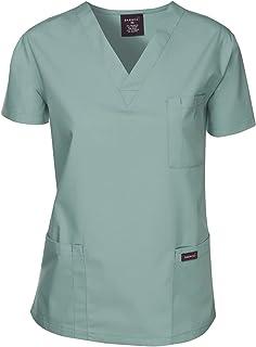 Dagacci Scrubs Medical Uniform Women and Men Scrubs Shirts Medical Scrubs Top