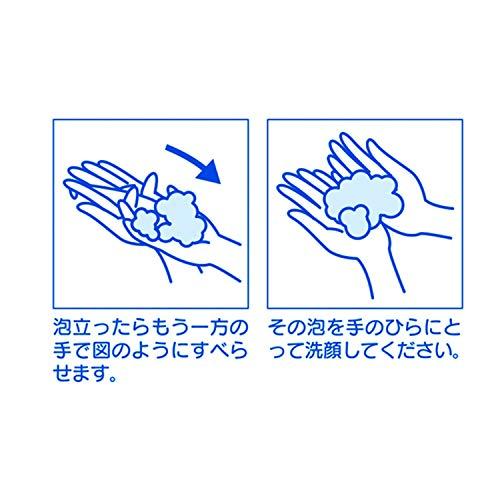 『小久保工業所 洗顔用 泡立てネット ホイップ洗顔 洗顔ネット (洗顔・壁掛け用リング付き) クリーミーな泡立ち』の4枚目の画像