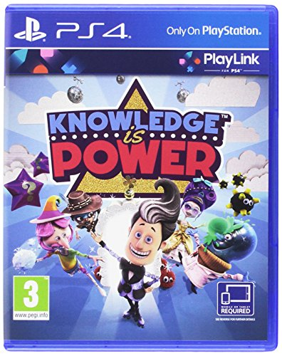Sony Knowledge is Power (PS4)