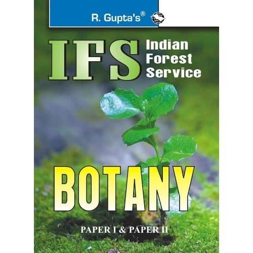UPSC-IFS Botany (Including Paper I & II) Main Exam Guide: Botany (Including Paper I and II) Main Exam Guide