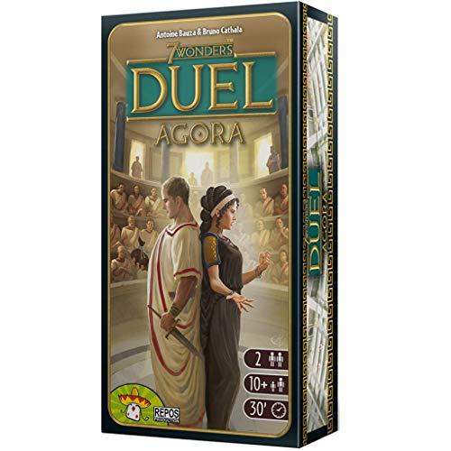Repor Production 7 Wonders: Duel Agora