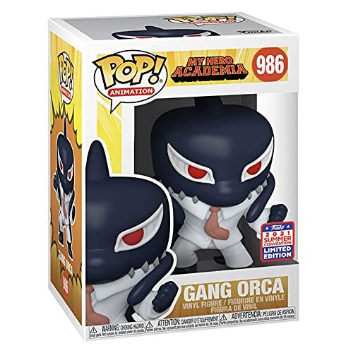 Funko Figura de vinilo Pop Animation: My Hero Academia - Gang Orca (exclusiva de la Convención de...