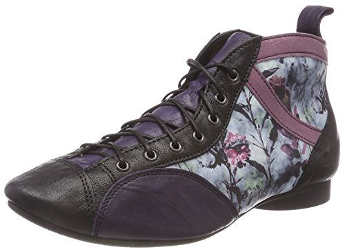 Think! Damen Guad_383288 Desert Boots, Mehrfarbig (31 Ametista/Kombi), 37.5 EU
