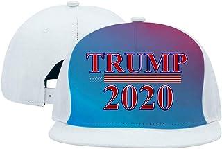 Heiazha Unisex Baseball Cap Trump Vote for President 2010 3D Printed Adjustable Hip Hop Hat